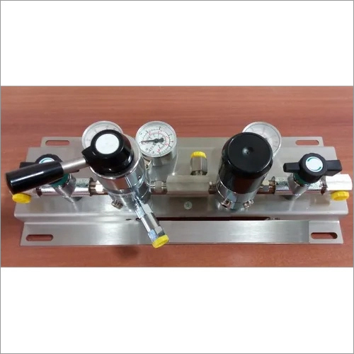 Cylinder Auto Changeover System