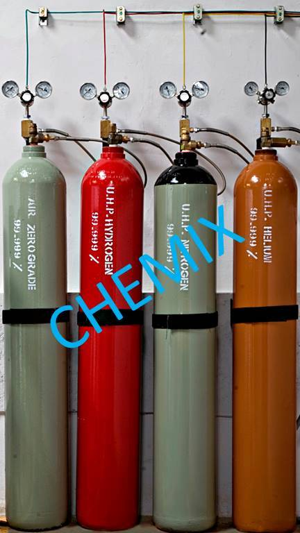 Ultra High Pure Gases