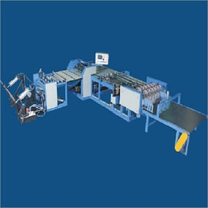 Fully Automatic Cement Bag making Machine