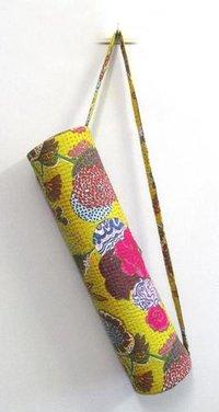 Cotton Large Yoga Shoulder Bag