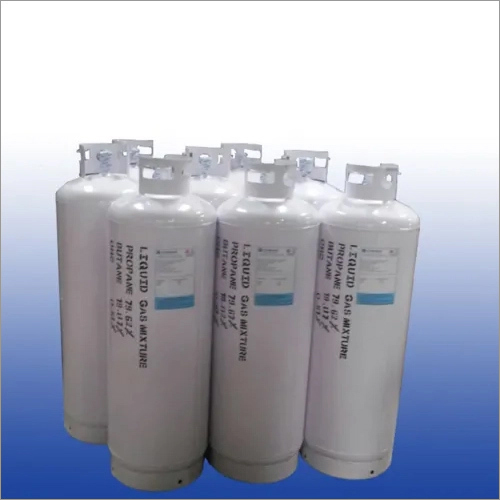 Liquid Gas Mixture