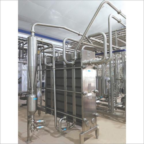 Milk Processing Plants 5 KLPD - 100 KLPD