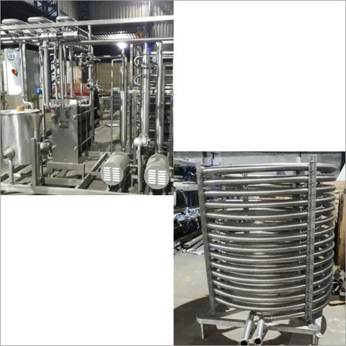 Curd Manufacturing Plant