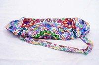 Canvas Yoga Mat Bag Basic Tote Bag
