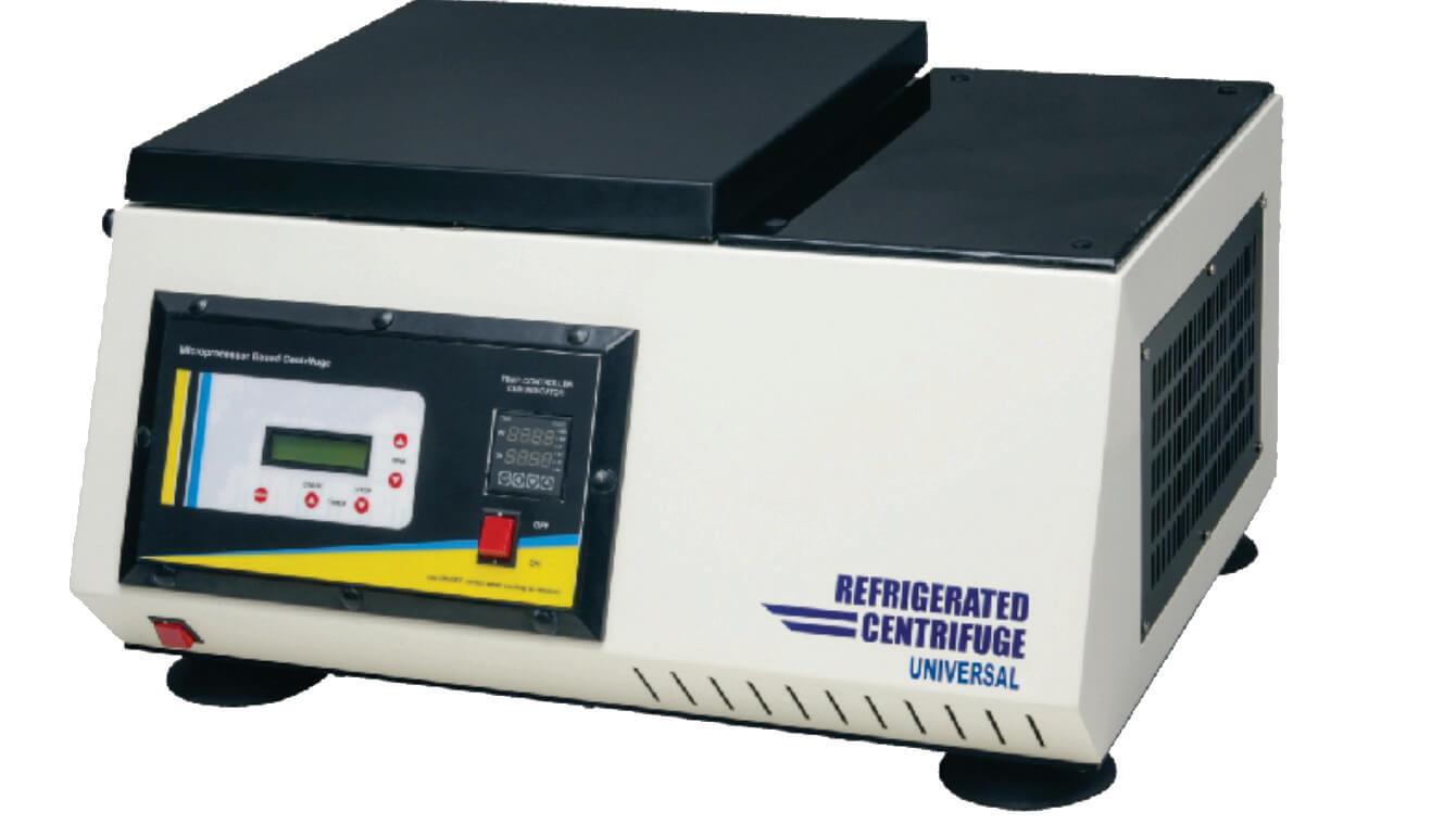 High Speed Refrigerated Centrifuge Brushless Digital