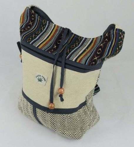 Handmade Hobo Natural Bag