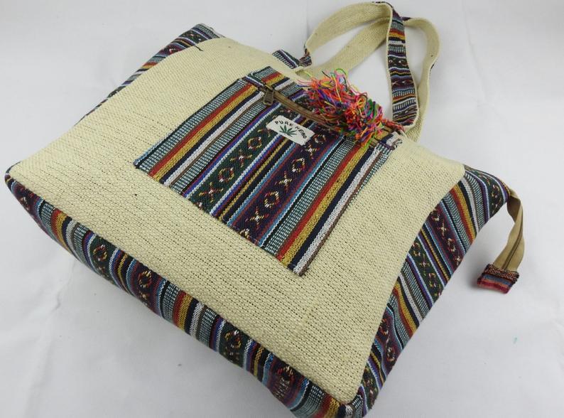 Vegan Tote Shopping Bag