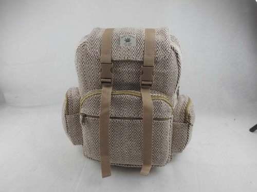 Handmade Multi Pocket Backpack