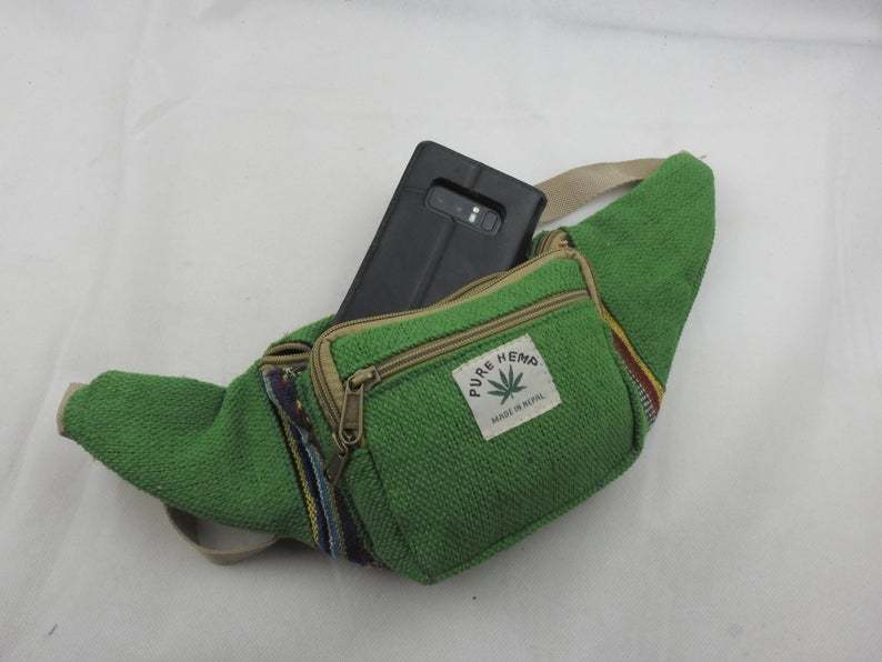 Emerald Green Bum Bag