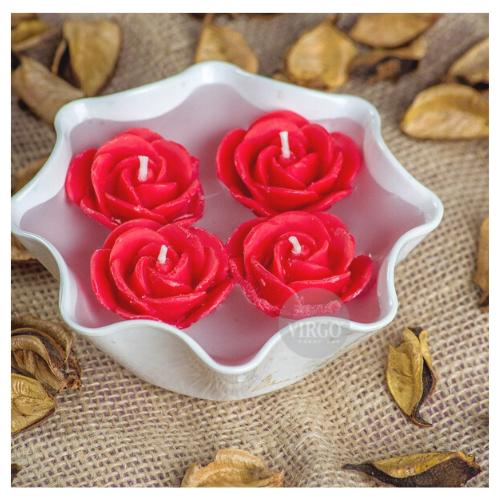 Rose Medium-Red,Tea Rose