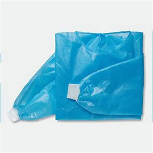 25gm PP Material Isolation Gown