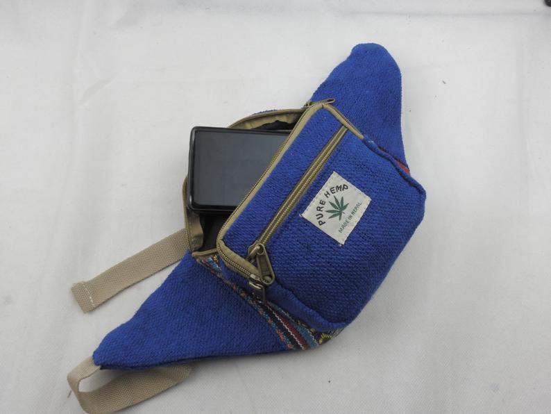 Electric Blue  Bum Bag / Fanny Pack