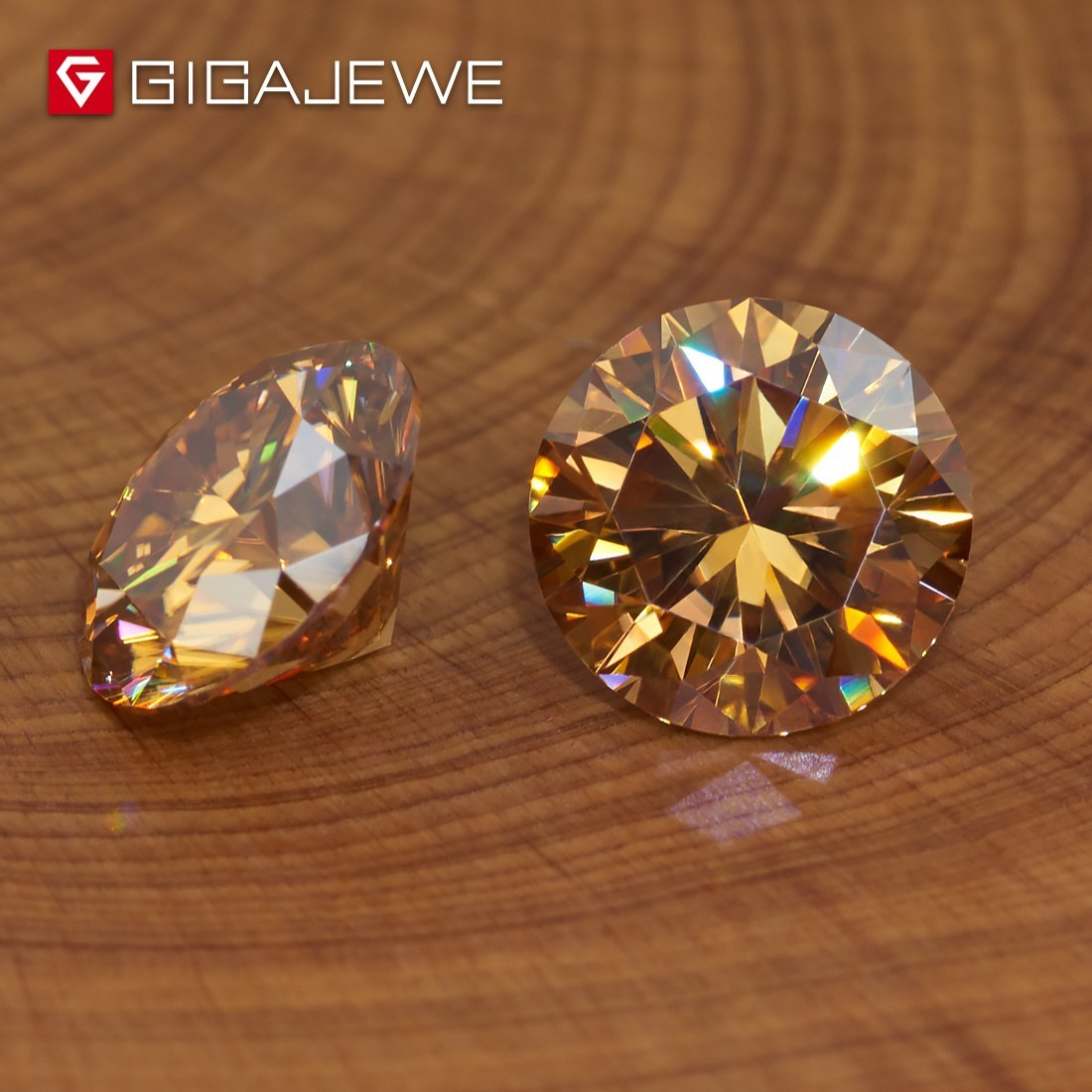 color moissanite diamond