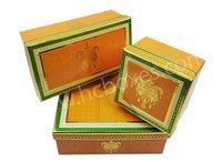 Spl laddu box covered 1pc