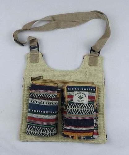 Long Belt Shoulder Money Belt Bag