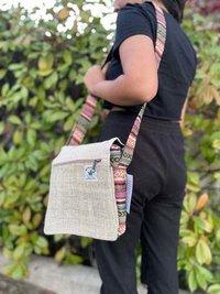 Long Belt Shoulder Cross Body Passport Bag