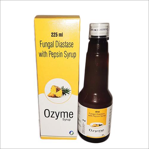 225 ML Fungal Diastase With Pepsin Syrup