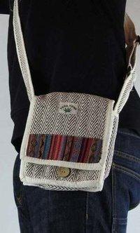 Handmade Passport Bag