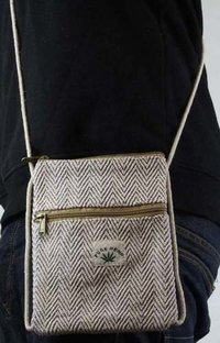 Passport Bag With Long String