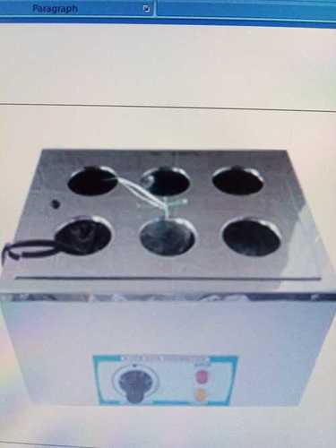 Water bath tester for lab