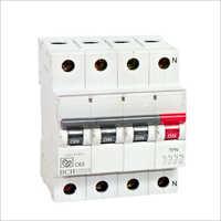 BCH 4 Switch MCB