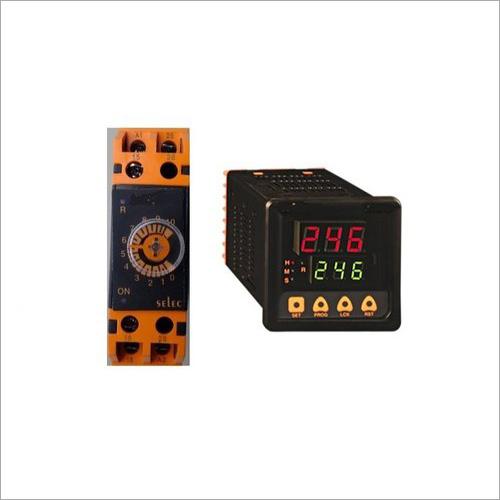 Timer Controller Meter