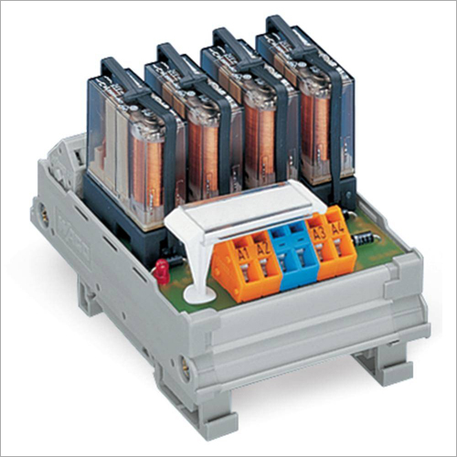 4 Channel Relay Card