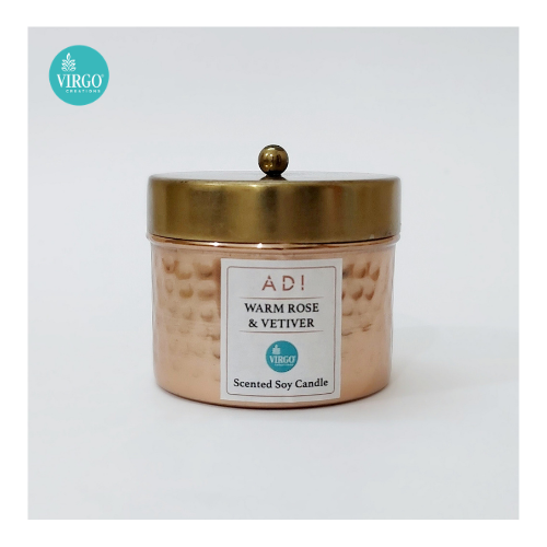 Adi:scented Soy Wax Candle