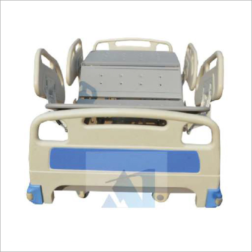 Five Functional Electric Linear Actuator Deluxe ICU Bed