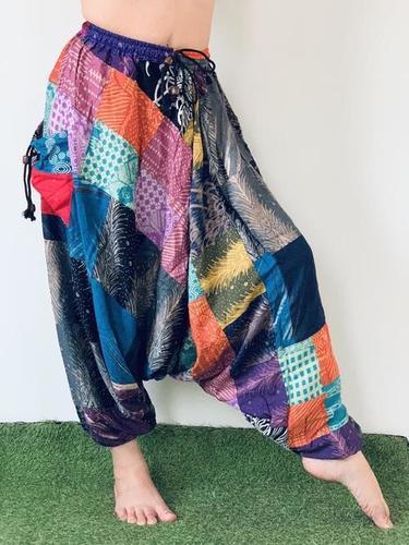 Unisex Harem Pants Afgani Style