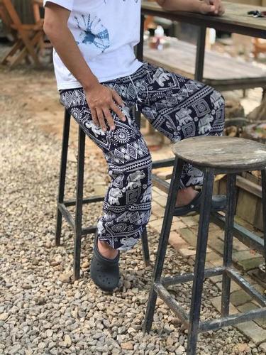 Elephant Print Fashion Harem Pants