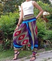 Hippie Clothing Harem Pants