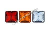 Bus Tail Lamp Square Drl N/m