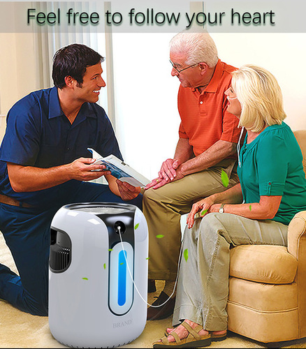 Hight Purity Low Noise Oxygen Generator Concentrator