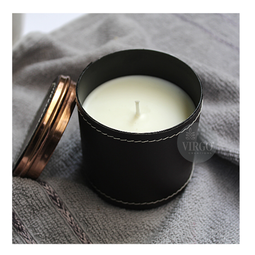Kold:scented Soy Wax Candle, Winter Forest