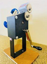 Heavy Duty Hand Coil Winding Machine