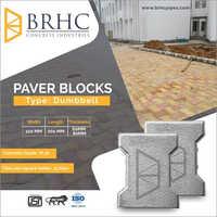 60MM Dumbbell Interlocking Tile