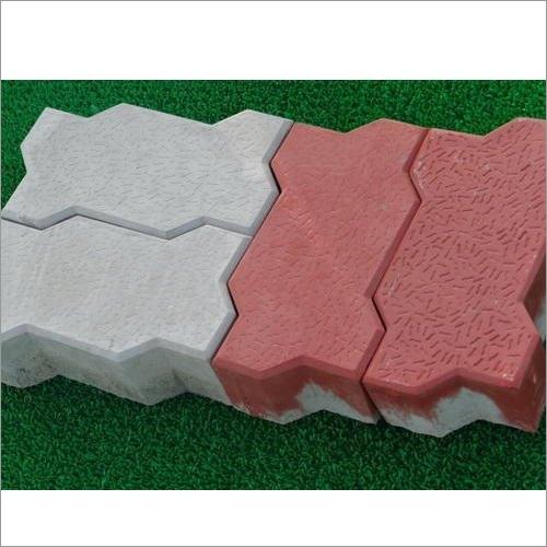 60MM Zigzag Interlocking tile