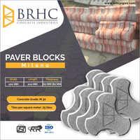 60MM Milano Interlocking Tile