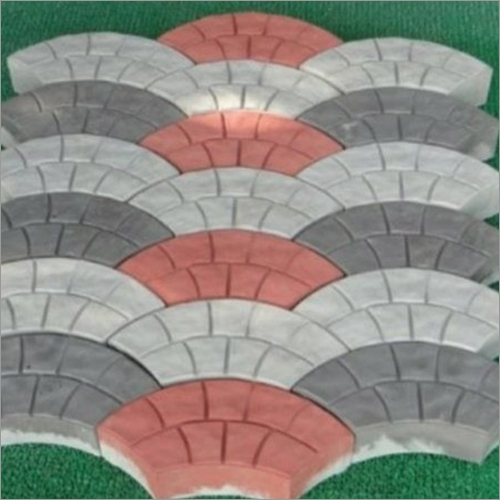 60MM Arch Interlocking Tile