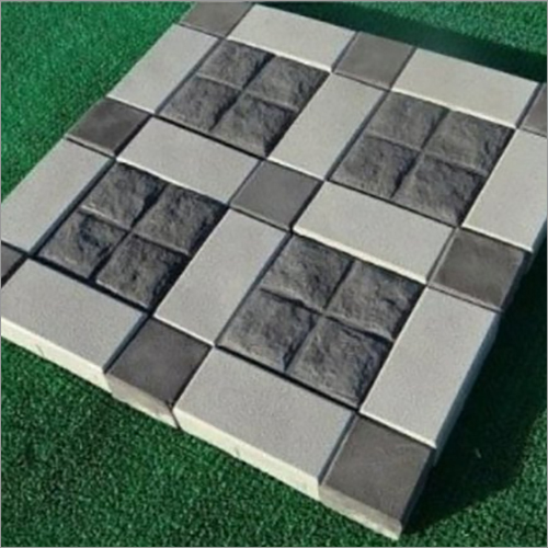 60MM Cobble Stone Interlocking Tile