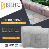 Taper Top Concrete Kerb Stone