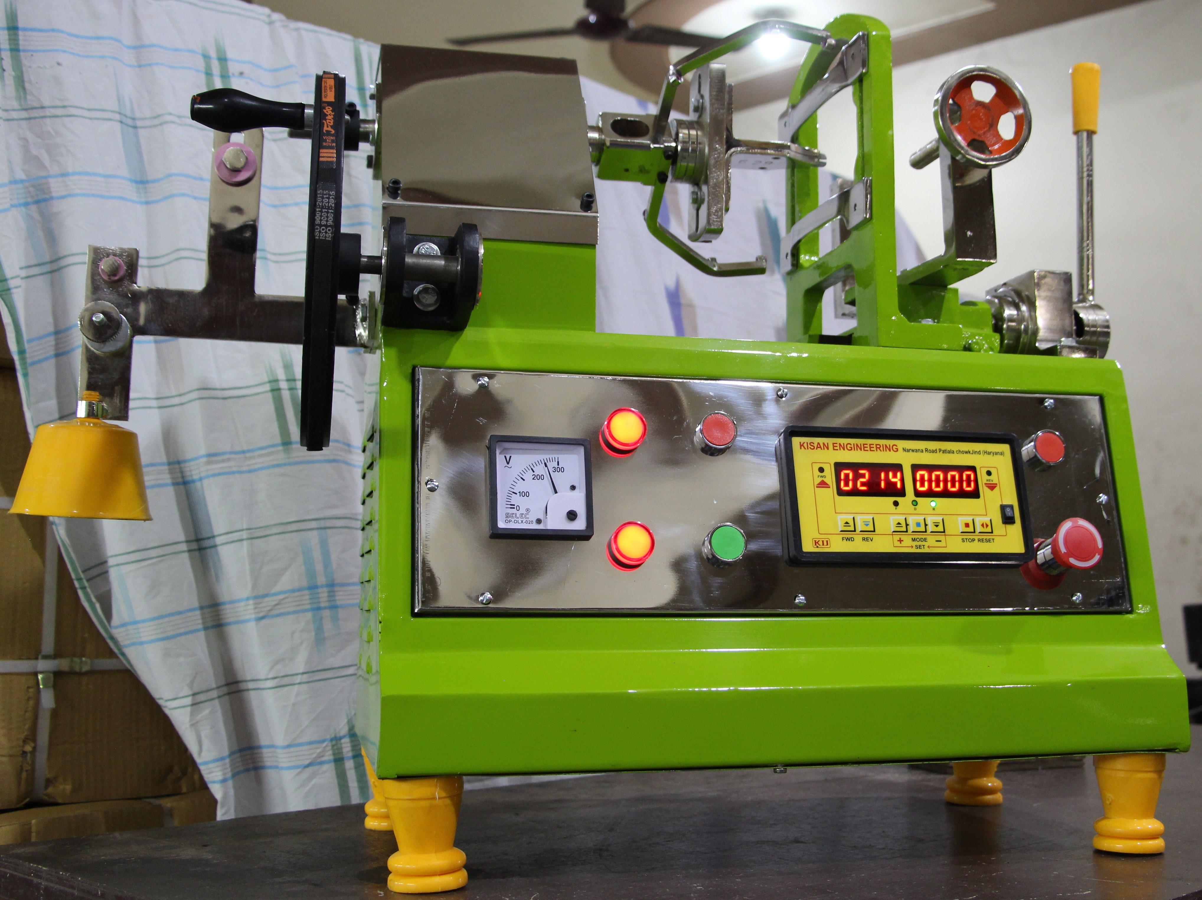 KIJ-117 Fan Winding Machine