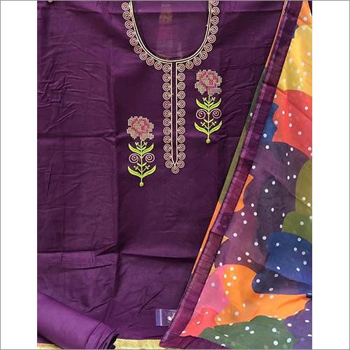 Ladies Shagun Dress Material