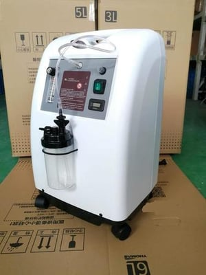 Heavy Oxygen Concentrator