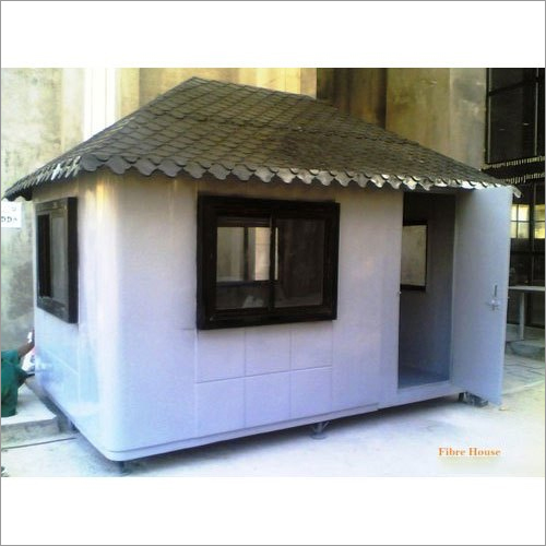 C-13 Security Cabin Without Flooring