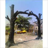 FRP Tree Gate Statue