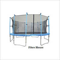 P-47H Trampoline With Safety Net
