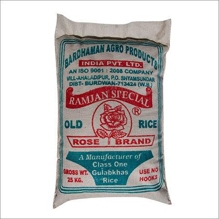 25 kg Jerragasamba Rice