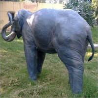 A-16A Elephant Show Down Statue